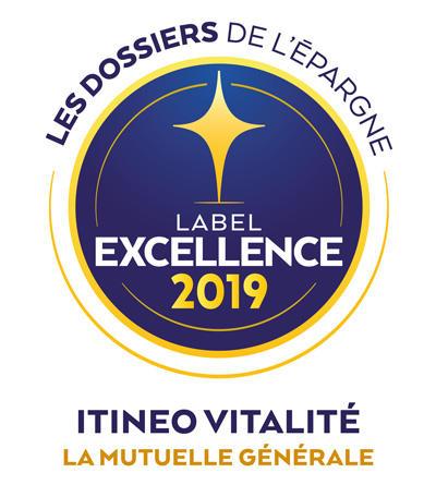 Label Excellence Itinéo Vitalité
